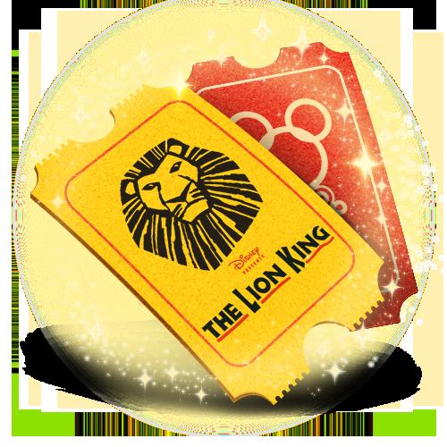 欣赏百老汇<br/>音乐剧《狮子王》