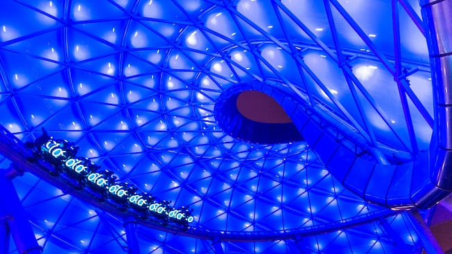 Tron Shanghai Disneyland