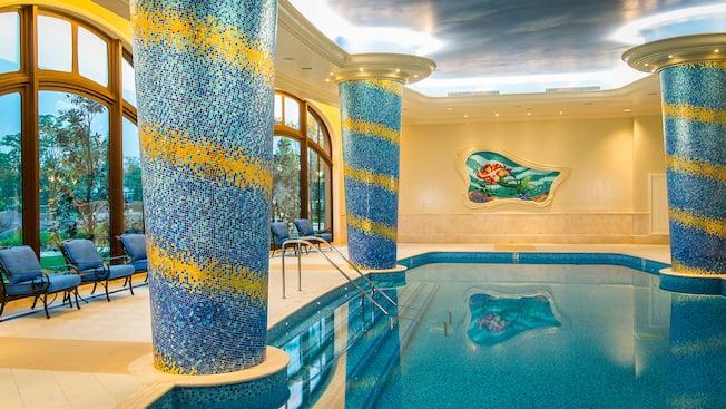 Pool At Shanghai Disneyland Hotel Shanghai Disney Resort