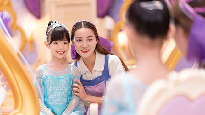 Bibbidi Bobbidi Boutique Shanghai Disney Resort