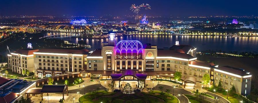 上海迪士尼乐园酒店 上海迪士尼度假区